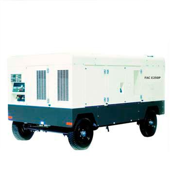 Compressor Modelo FAC E250P