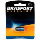 Pilha Brasfort Alcalina Bateria 12V CT. C/1p