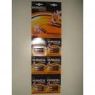 Pilha Duracell Alcalina Palito AAA Cart. 12p