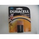Pilha Duracell Bateria 9 Volts Cart. 1p