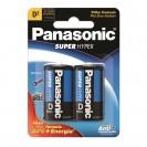 Pilha Panasonic Grande D2 Cart. 2p