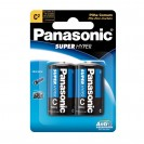 Pilha Panasonic Média C2 Cart. 2p