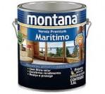 Montana Verniz Marítimo 3,6L