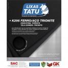 Lixa P/ Ferro Tatu 180
