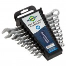 Chave Combinada Brasfort 6a17mm 10p 6033