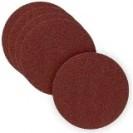 Disco de Lixa Velcro 4 1/2 80
