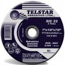Disco Desbaste 4.1/2x7/8 Ferro Telstar