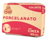 Argamassa Porcelanato Cinza 20Kg