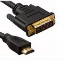 Cabo HDMI x DVI 2 mt