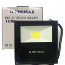 Refletor LED 10W Real Ilumimax Preto