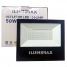 Refletor LED 50W Real Ilumimax Preto