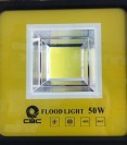 Refletor Led Cob 50W Real