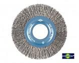 Escova Aço Circular 6x3/4 A/Carb. 7241 Brasfort