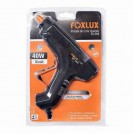 Pistola 40w Cola Quente Foxlux