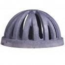 Ralo Semi Esférico 150mm Ferro Fundido